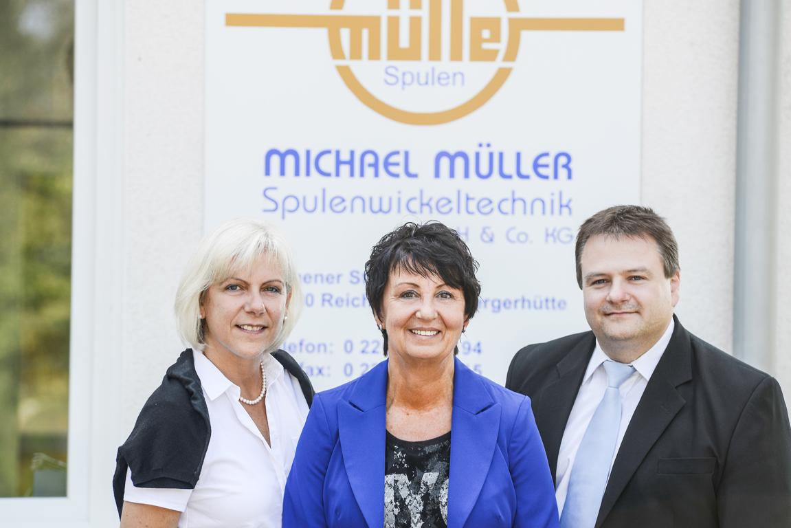 Müller Spulen
