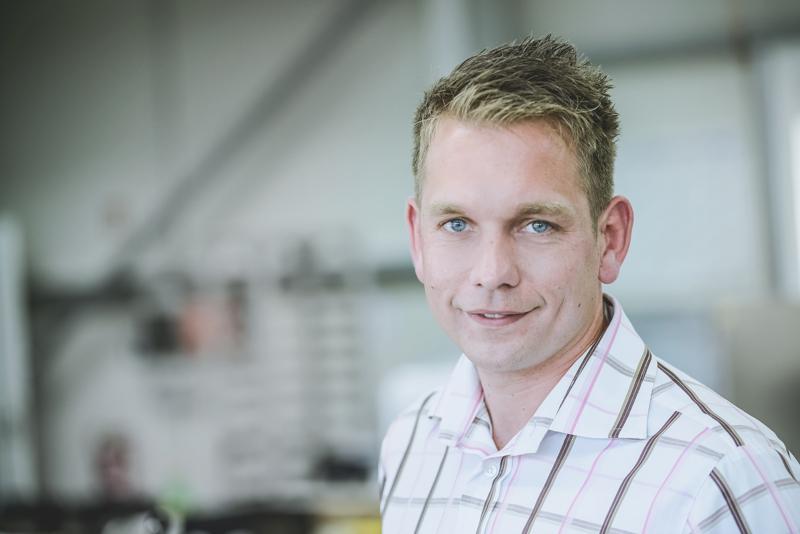 Müller Spulen Ansprechpartner - Christian Krieger, Entwicklung & Technische Beratung