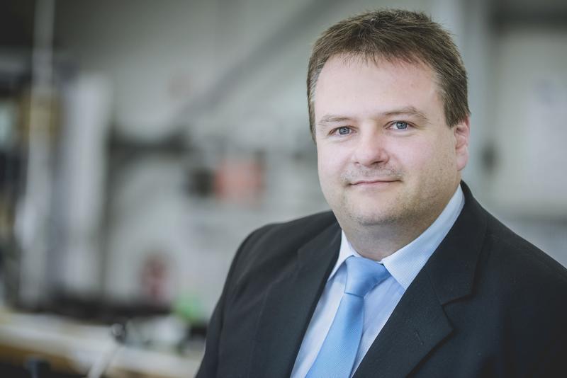 Müller Spulen Ansprechpartner - Jochen Klein, Kaufmännische Leitung
