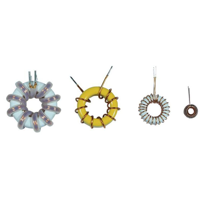 Ringkernspulen verschiedener Durchmesser