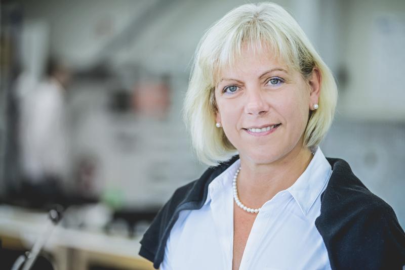 Müller Spulen Ansprechpartner - Anja Klein, Sekretariat Geschäftsführung