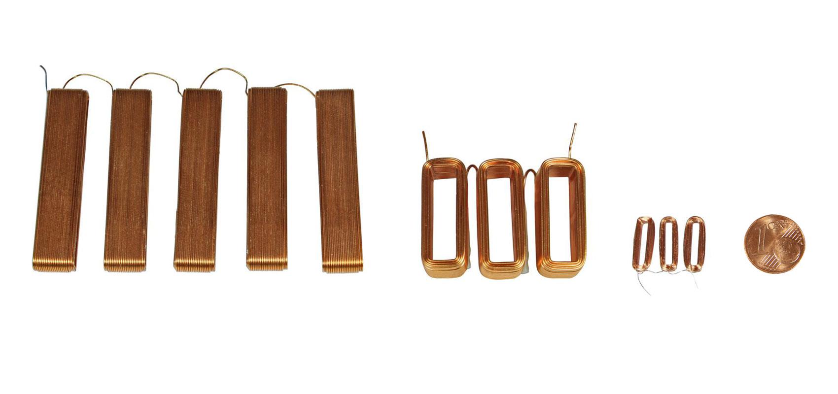 Linearspulen - Müller Spulen
