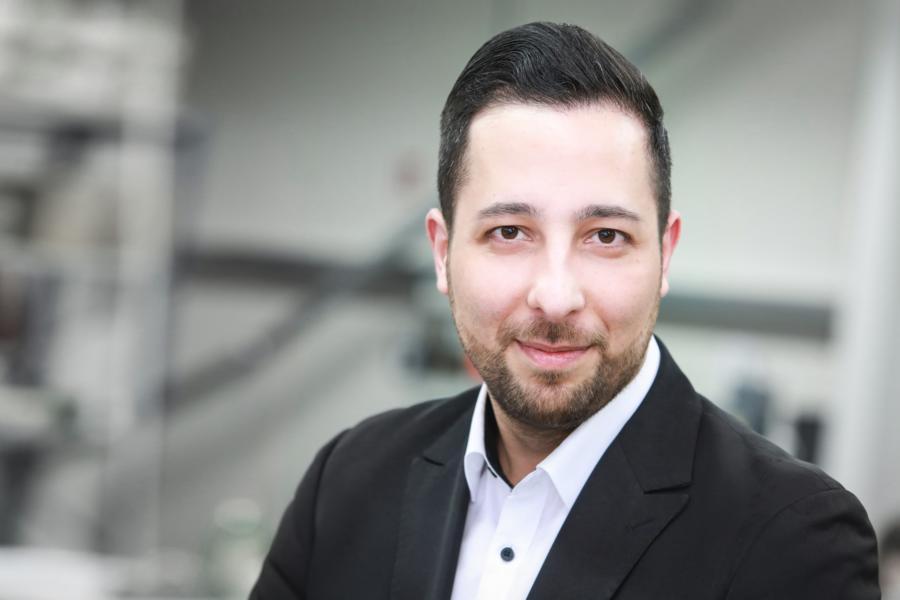 Müller Spulen Ansprechpartner - Daniel Dolas, Entwicklung & Technische Beratung