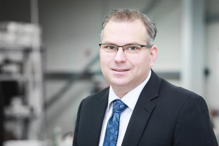 Müller Spulen Ansprechpartner - Manuel Kruse, Kaufmännische Leitung